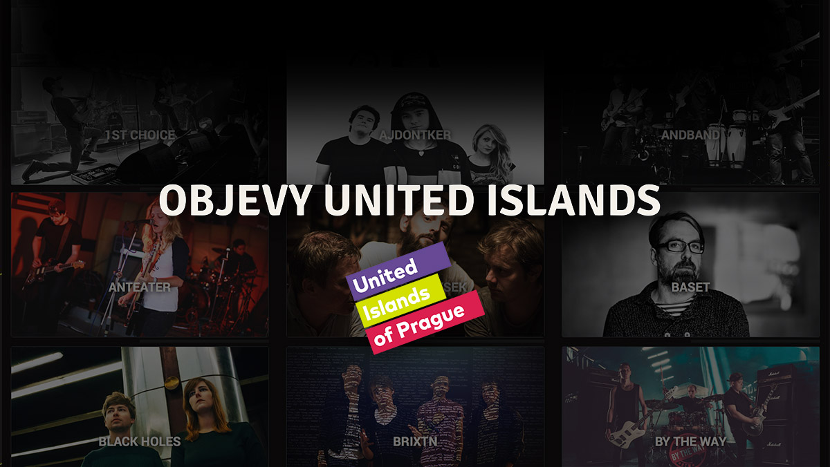 Objevy United Islands 2018